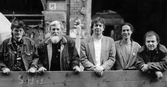 Manfred Schulze Bläser Quintett